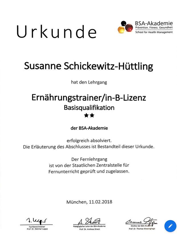 BSA Akademie 1 Susanne Schickewitz-Hüttling
